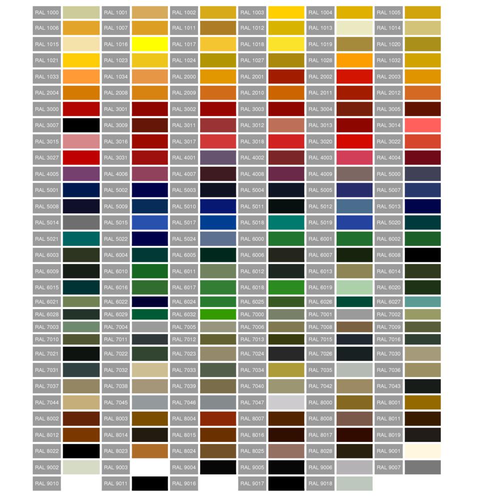 kleurenpalet de toonbankgigant toonbanken tegen scherpe groothandelsprijzen. Black Bedroom Furniture Sets. Home Design Ideas